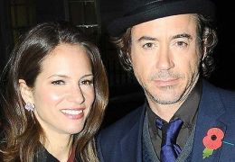 Susan Downey und Robert Downey Jr.