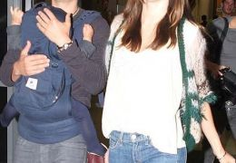 Orlando Bloom mit Miranda Kerr