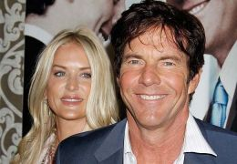 Dennis Quaid mit Kimberly Buffington-Quaid