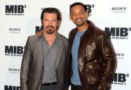Men In Black 3 - Josh Brolin und Will Smith