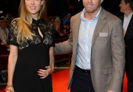 Jacqui Ainsley mit Guy Ritchie