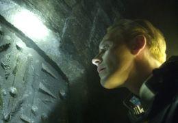Prometheus - Dunkle Zeichen - David (Michael Fassbender)