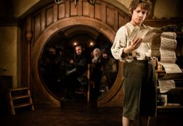 Martin Freeman als Bilbo Baggins'The Hobbit: An...rney'