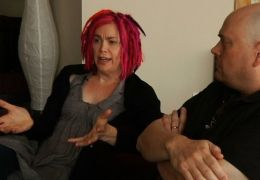 Lana und Andy Wachowski in 'Side by Side'
