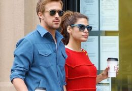 Ryan Gosling mit Eva Mendes