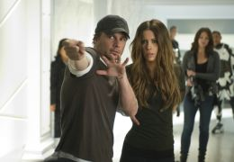 Total Recall - Regisseur Len Wiseman mit Kate...CALL.