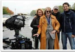 v.l.n.r. Andrea Schumacher (Co-Autorin /...Film)