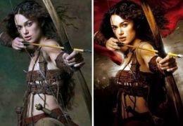 King Arthur - Keira Knightley