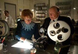 Hitchcock - Alma Reville (Helen Mirren) und Alfred...kins)