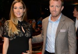 Jacqui Ainsley und Guy Ritchie