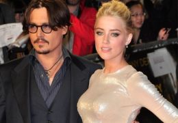Johnny Depp und Amber Heard