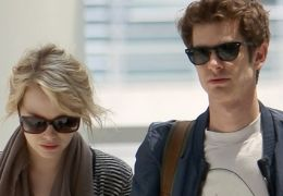 Emma Stone mit Andrew Garfield
