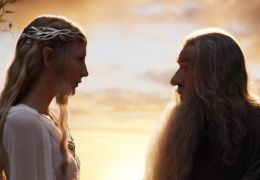 Der Hobbit: Eine unerwartete Reise - CATE BLANCHETT...ndalf