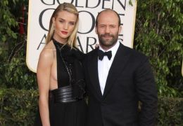 Rosie Huntington-Whiteley mit Jason Statham