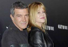 Antonio Banderas mit Melanie Griffith