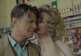 David Bowie, Tilda Swinton in 'The Stars are out tonight'