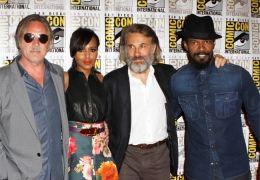 Die 'Django Unchained'-Hauptdarsteller