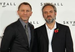 Daniel Craig mit Sam Mendes