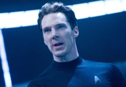 Star Trek Into Darkness - Benedict Cumberbatch