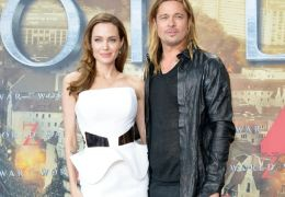 Brad Pitt mit Angelina Jolie