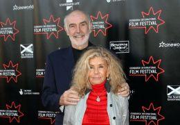 Sean Connery mit Micheline Roquebrune