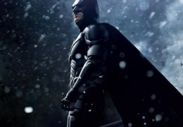 Christian Bale als 'Dark Knight'