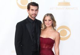 Ryan Sweeting mit Kaley Cuoco