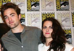Robert Pattinson mit Kristen Stewart