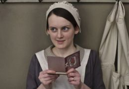 Sophie McShera in 'Downton Abbey'