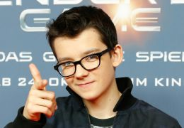 Ender's Game - Asa Butterfield