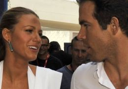 Blake Lively mit Ryan Reynolds