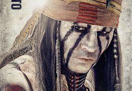 Lone Ranger - Character-Poster: Johnny Depp