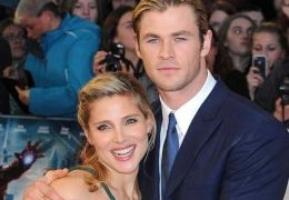 Elsa Pataky mit Chris Hemsworth