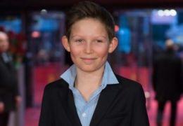 Ivo Pietzcker. Souverän: Der junge Star des Films...last.