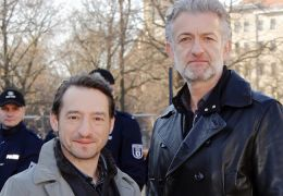 Boris Aljinovic und Dominic Raake