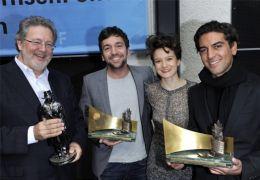 Fack ju Göhte-Team nimmt 'Goldene Leinwand', 'Goldene...gegen