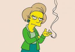 Simpsons verabschieden sich von Lehrerin Krabappel