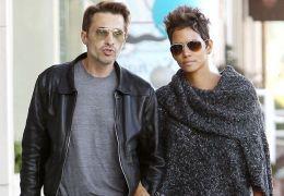 Halle Berry mit Olivier Martinez
