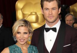Chris Hemsworth mit Elsa Pataky