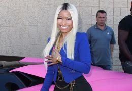 Nicki Minaj ist fest etabliert im Musik-Business und...obern