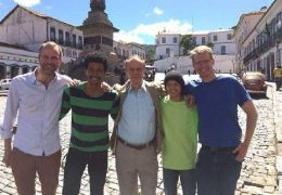 Drehbeginn für 'Bach in Brasil'