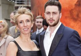 Sam Taylor-Wood mit Aaron Taylor-Johnson