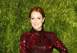 Goldene Palme für 'Mr. Turner' - Julianne Moore