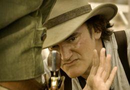 Django Unchained - Regisseur Quentin Tarantino...m Set