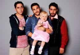 Drehstart von 3 Türken und 1 Baby