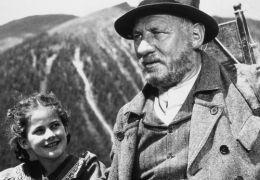 Heidi - Heinrich Gretler und Elsbeth Sigmund