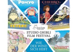 Studio Ghibli Film Festival 2014