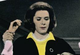 Rosemary Murphy with Jane Fonda in 'Any Wednesday'