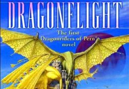 'Dragonflight'-Buchcover