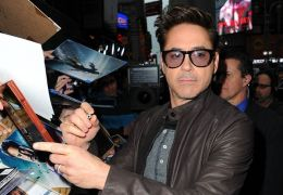 Robert Downey Jr.: Kein 'Iron Man 4'